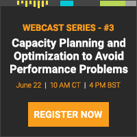 Capacity Planning and Optimization to Avoid Performance Problems