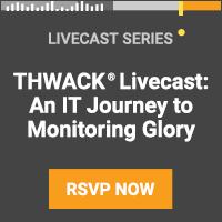 THWACK Livecast Series