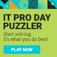 IT Pro Day Puzzler
