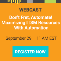 Maximizing ITSM Resources With Automation