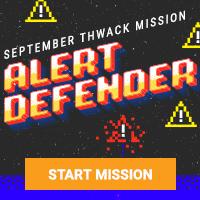 September Mission: Alert Defender