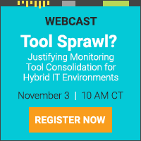 Tool Sprawl? Justifying Monitoring Tool Consolidation for Hybrid IT Environments